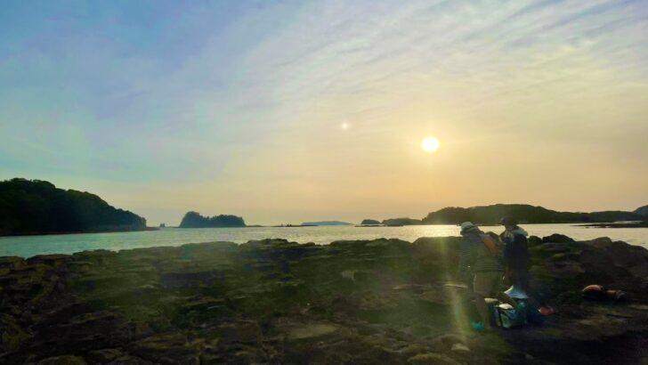 カヤック 無人島