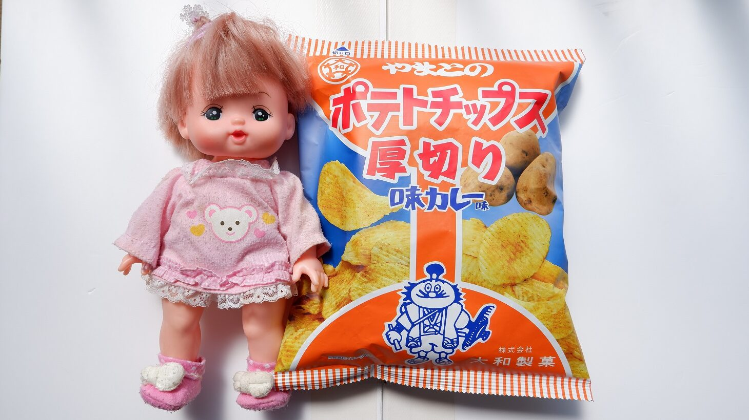 大和製菓ポテトチップス