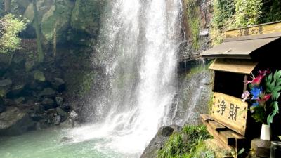 佐世保の潜竜ヶ滝