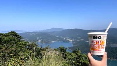 佐志岳山頂からの眺め